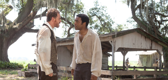 12 Years a Slave is the Best Motion Picture of 2014