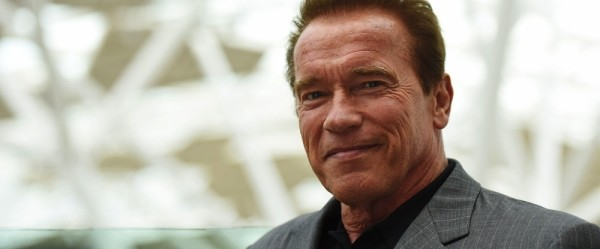 Arnold Schwarzenegger - copyight ZFF