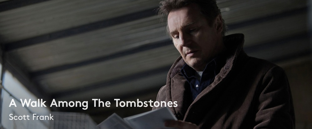 Liam Neeson in A Walk Among theTombstones - copyright ZFF