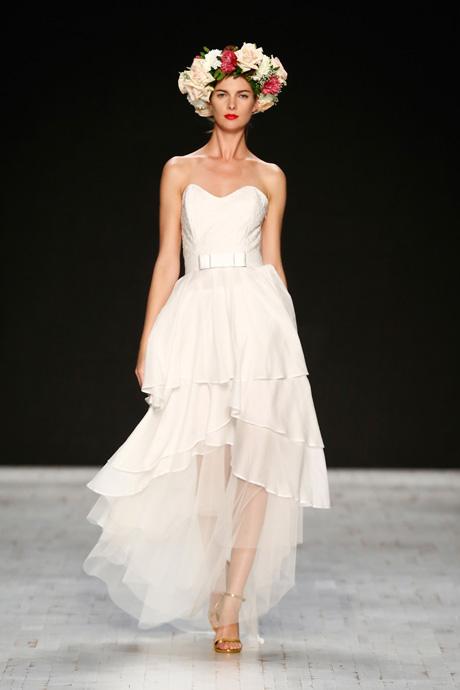 Aziza Zina Runway - copyright Mercedes-Benz Fashion Days Zurich 2013