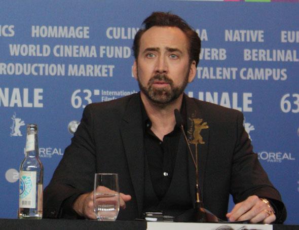 Berlinale Nicolas Cage