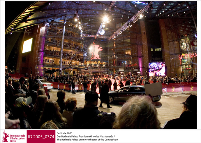 Berlinale Palast - copyright Berlinale