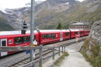 Bernina Line, Canton of Graubünden (Switzerland)