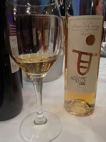 Bianco di Custoza Passito from Seiterre