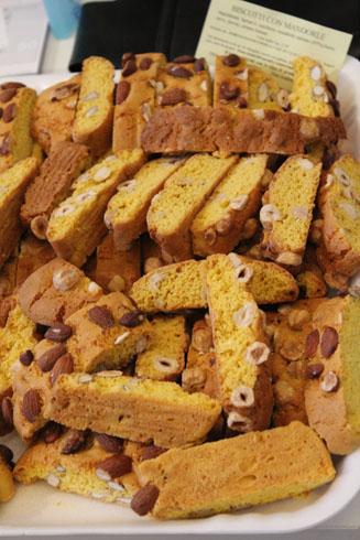 Biscottis from Arcangelo Artegusto