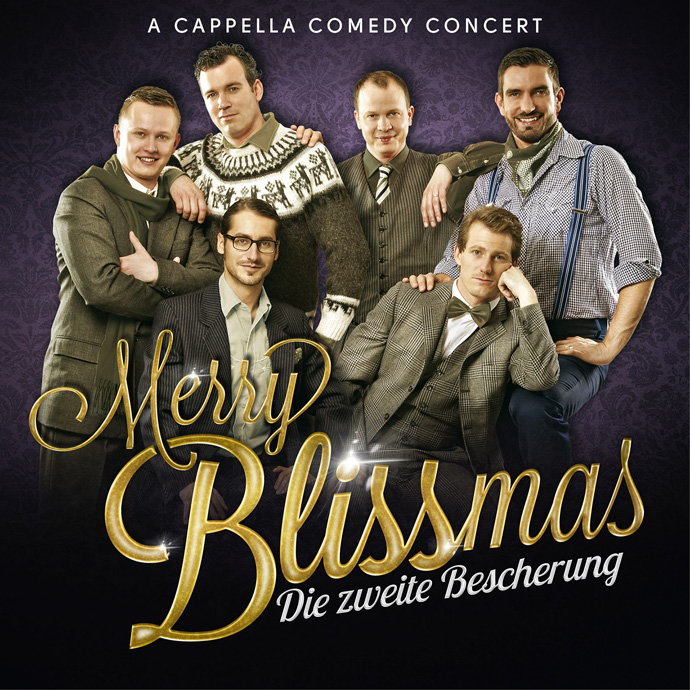 Christmas Shows in Zurich - Merry Blissmas