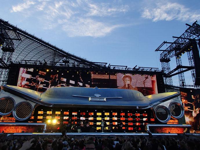 Bon Jovi in Munich, May 2013