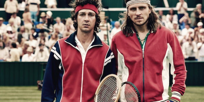 13th Zurich Film Festival opens with tennis film BORG/McENROE