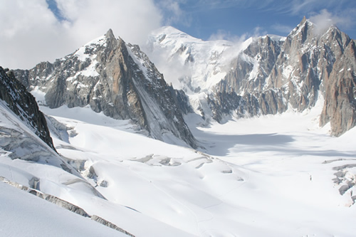Summer in the Alps. Véronique Gray travels to the amazing valley of Chamonix in the French Alps