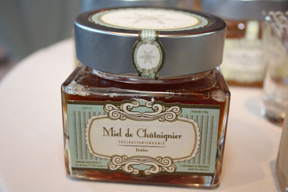 Chestnut honey from La sixième épice