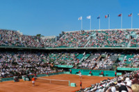 French Open/Roland Garros: May 26th to June 9th