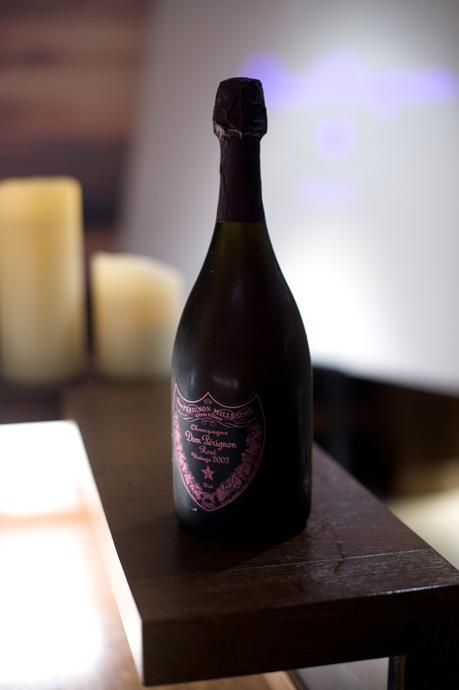 Dom Perignon Rosé Paradox Vintage 2003 - copryight Moet Hennessy