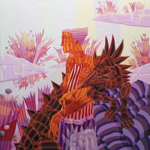 DrachenPapa - artist Victor Shtivelberg - copyright Victor Shtivelberg