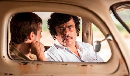 Escobar Paradise Lost with Benicio del Toro - copyright ZFF