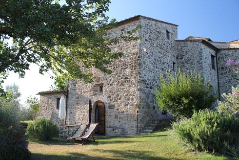 Farmhouse, Romitorio di Serelle, Tuscany
