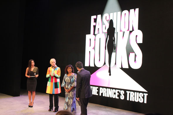 Fashion Rocks at the Zurich Fashion Days 2011