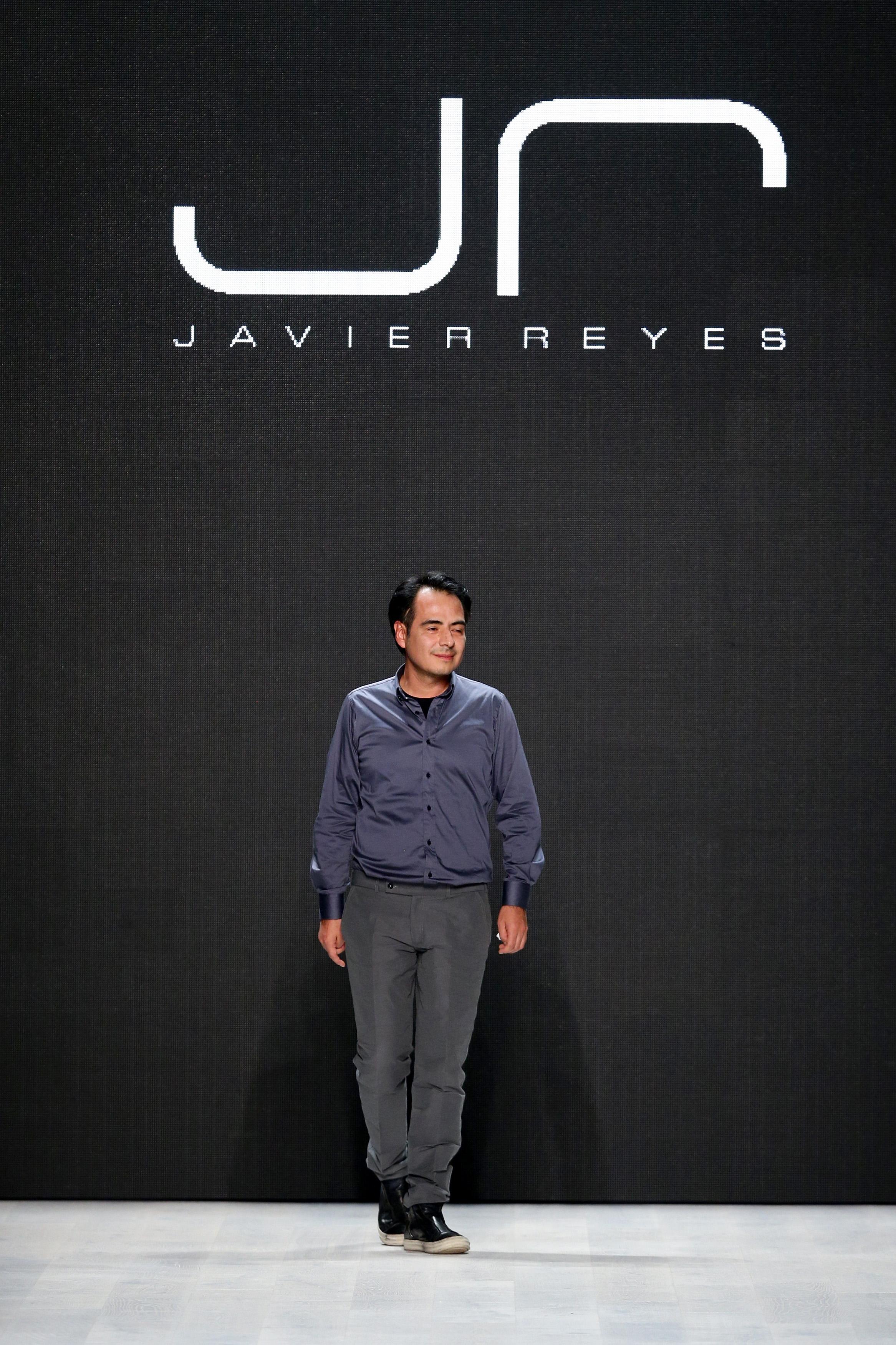 Javier Reyes - Mercedes-Benz Fashion Days Zurich 2014