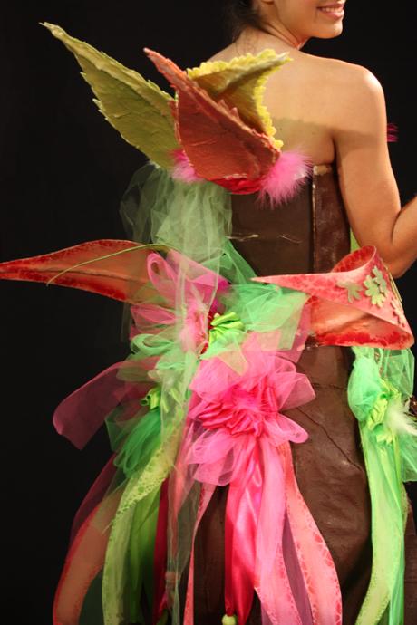 Fashion show with Atelier Peppermilla and Bäckerei Fleischli - copyright Veronique Gray