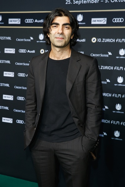 Fatih Akin at the green carpet of THE CUT - copyright ZFF