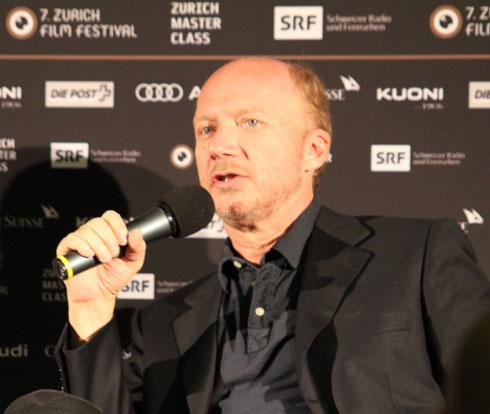 Film Podium at the Zurich Film Festival - Paul Haggis