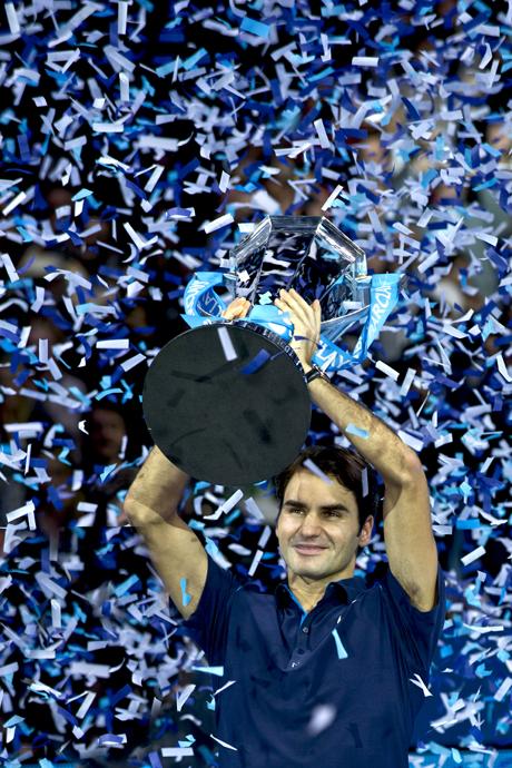 Barclays Atp World Tour Finals Roger Federer Makes History Vivamost