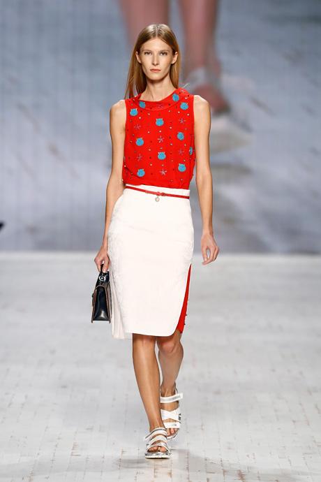 Frankie Morello Runway - copyright Mercedes-Benz Fashion Days Zurich 2013