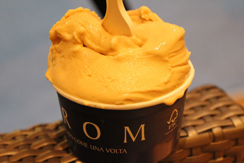 Gelato: best ice cream from Grom
