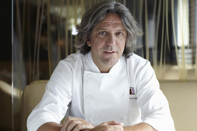 Giorgio Locatelli - credit photo Lisa Linder