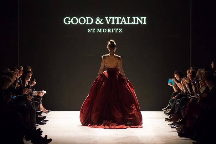 Good & Vitalini St Moritz Spring & Summer 2014 collection - copyright Geoff Pegler