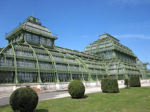 Greenhouse in Schönbrunn