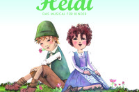 Heidi's musical for children: moving, hilarious & always in fashion