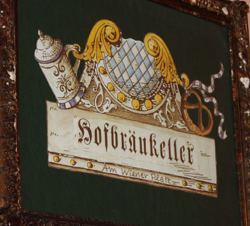 Hofbraukeller in Munich