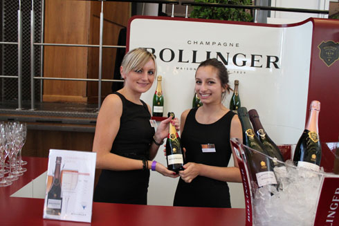 Hostesses by Bollinger Champagne