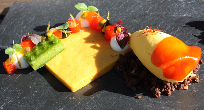 Il Casale tamarind mango - credit photo Véronique Gray