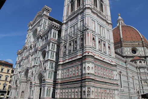 Il Duomo in Florence (Italy)