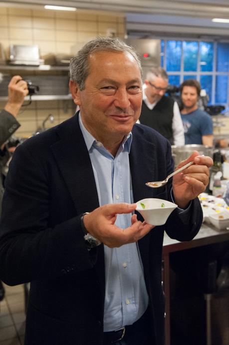 Il_Tavolo_2014_Medialaunch with Mr Sawiris - copyright Il Tavolo