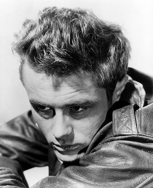 James Dean Portrait