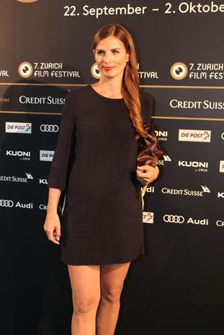 Janine Jackowski, German producer  and jury member