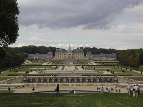 Main Axis, Vaux-le-Vicomte