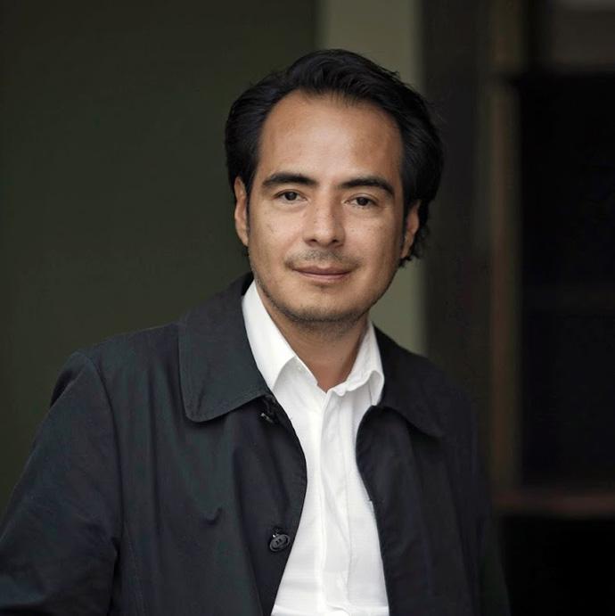 Javier Reyes Portrait - copyright Javier Reyes
