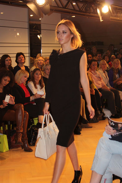 Jelmoli fashion show