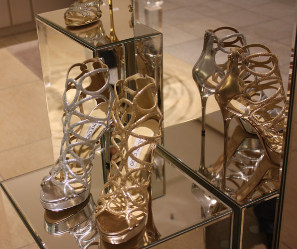 Jimmy Choo, Kadewe Berlin