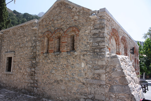 old monastery of Kera or Kardiotissa