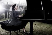 Concert Pianist Khatia Buniatishvili in Zurich