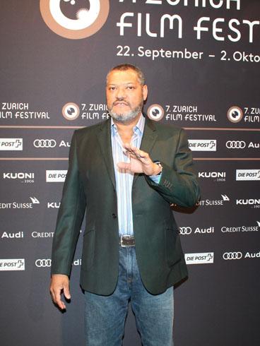 Laurence Fishburne - Zurich Film Festival 2011