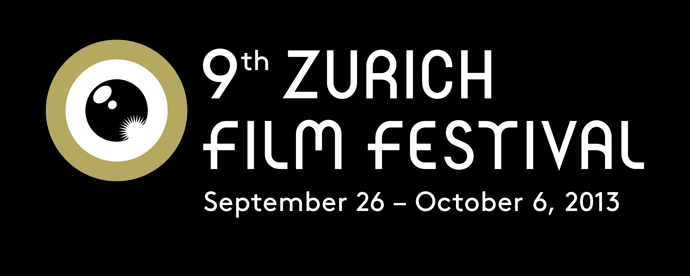 Logo of the 9th Zurich Film Festival
