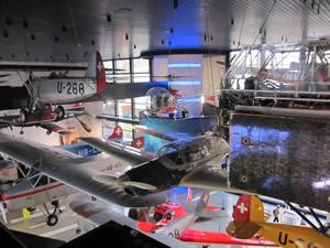 Swiss Transport Museum-das Verkerhermuseum in Lucerne
