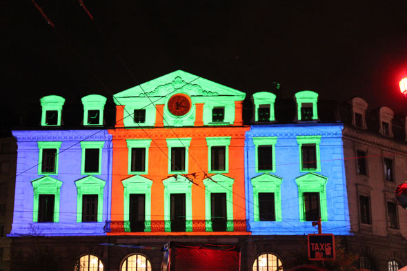 Lyon Festival of Lights 2011