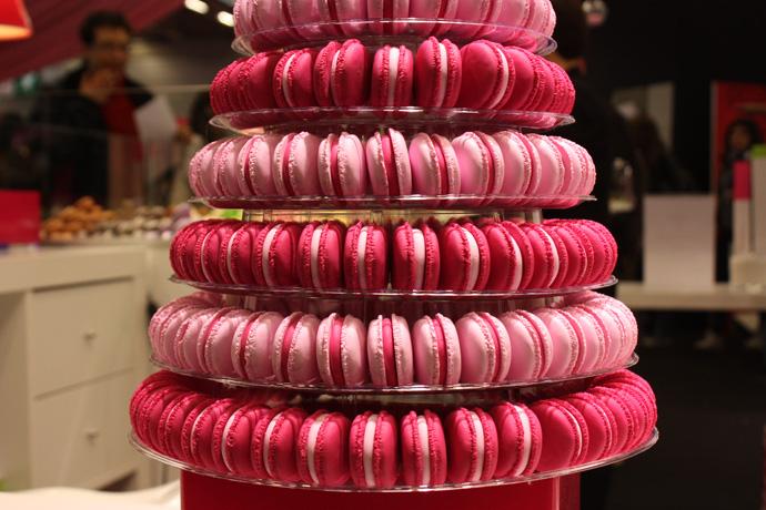 Macarons Sebastien Laurent et le comptoir des saveurs - copyright Veronique Gray