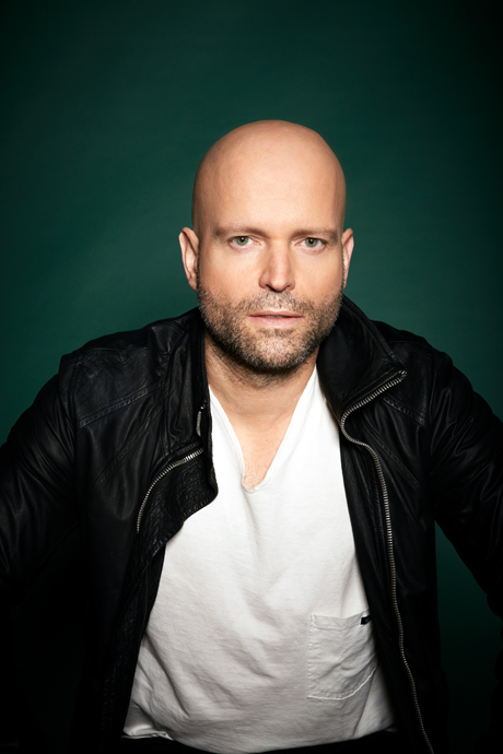 Director Marc Forster World War Z copyright ZFF